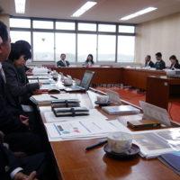 堀井副知事、健康福祉部長、他県担当者が東郷町へ