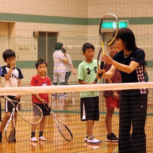 Jr.ソフトテニス教室