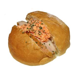 チキンサンドパン