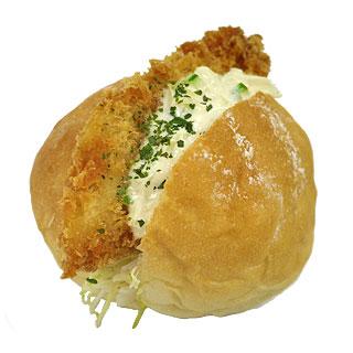 フィッシュサンドパン